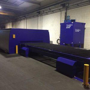 machine de découpe laser MSF